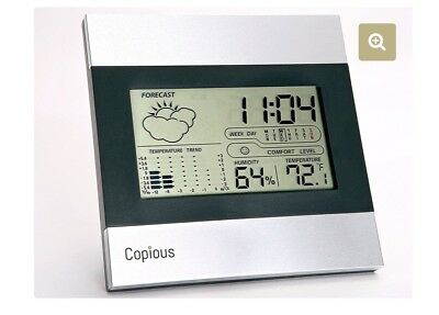 Copious Weather Station