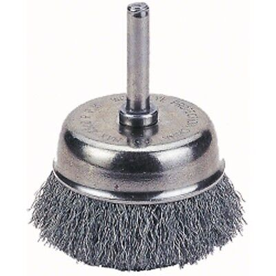 "Firepower 1423-2106 - 1-1/2"" Crimped Wire Cup Brush"