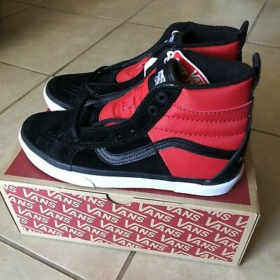 9b977b1905 VANS SK8 HI 46 Mte Dx Tnf The North Face Black Red Size 8.5 New With ...