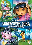 Dora the Explorer - Undercover Dora (DVD, 2008, Canadian)-Acceptable Condition