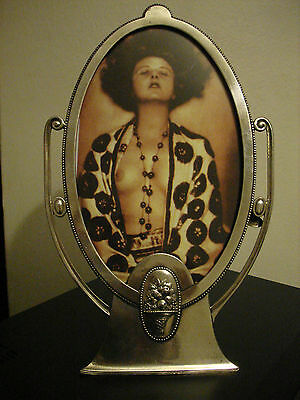 Stunning  Rare Original Art Nouveau ,secessionist Wmf , Marked Photo Frame
