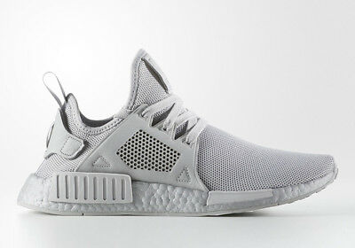 NEW MENS ADIDAS Nmd Xr1 Triple Grey Gray Silver By9923 Size 13 Nmd_Xr1 Boost