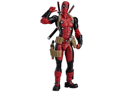 Good Smile Max Factory Marvel figma Deadpool Action Figure USA Seller Authentic