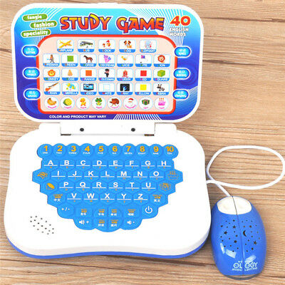 Kids Children Multifunctional Early Learning Machine Educational Computer Toy