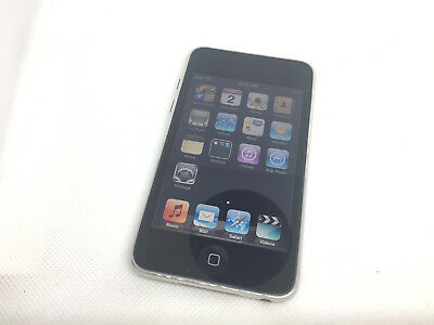 Apple iPod touch 1st/2nd/3rd/4th generation 8,16,32,64GB Black And White Works