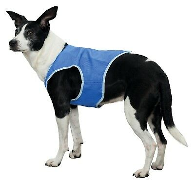 Dog Cool Vest XS, S,  M or L Cooling for your dog puppy Cooling effect soak