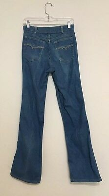 "Vintage 70s Levis Bell Bottoms 42 Talon Zipper 30"" Waist"