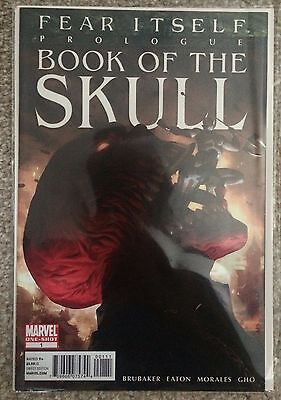 FEAR ITSELF: BOOK OF THE SKULL #1..one-shot..NM unread 1st print..by Ed Brubaker