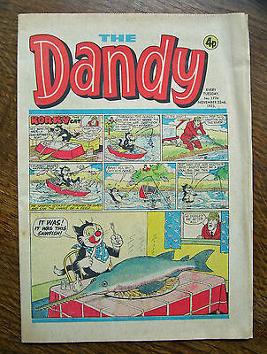'The Dandy' no.1774 November 22nd, 1975 in vgc