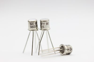 C26//34U2327F131213 BC258 TRANSISTOR New Old Stock 1PC NOS
