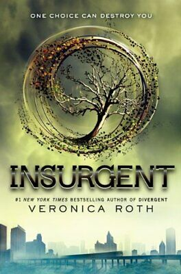 Divergent / Insurgent by Roth, Veronica Book The Cheap Fast Free Post
