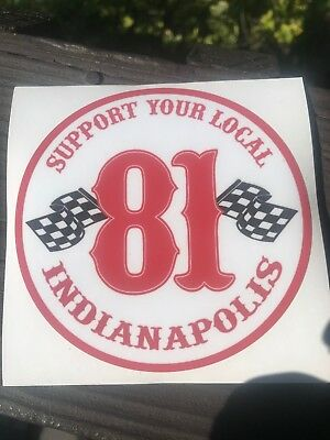 Hells Angels Indianapolis stickers