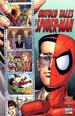 Untold Tales of Spider-Man TPB NM 1997 Marvel Comic Book