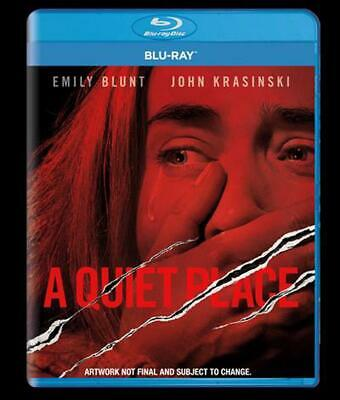 A Quiet Place - Blu Ray Region B Free Shipping!