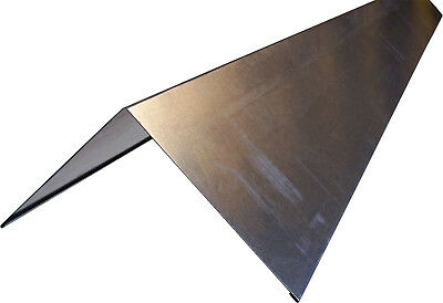Galvanised Barge Flashing Corner Capping Steel Eaves Metal Cladding Trim