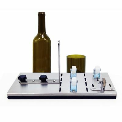 Glass Bottle Cutter Kit Craft Glass Art Cutting Machine Tool For Jar & Recycle
