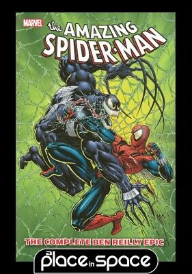 Spider-Man Complete Ben Reilly Epic Book 02 - Softcover