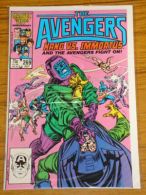 Avengers #269 Vol1 Marvel Comics July 1986