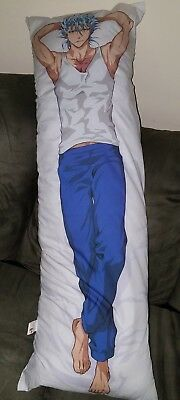 BLEACH GRIMMJOW small body pillow MAKE AN OFFER!