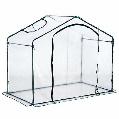 Outsunny 3.5 Ft. W x 6 Ft. D Greenhouse
