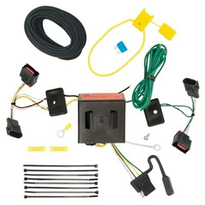 Trailer Hitch Wiring Tow Harness For Chrysler Town & Country 2008 2009 2010