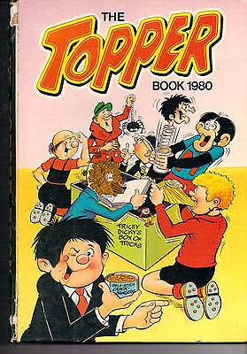 The Topper Book 198O.