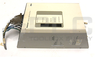 Modicon Dr-1010-000 Cyberline 1000A Servo Drive
