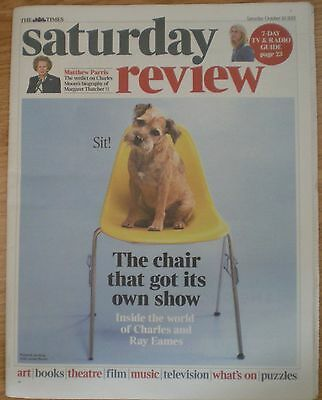 Charles and Ray Eames - Times Saturday Review – 10 October 2015