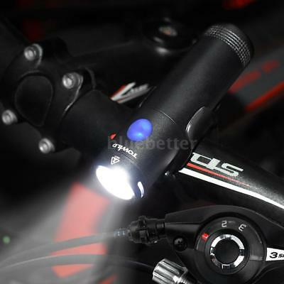Waterproof LED Bycicle Front Light Headlamp Headlight Bike Lamp Torch 750LM I7A4