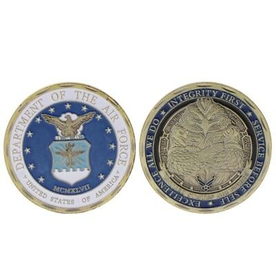 Commemorative Coin US American Air Force Tercel Collection Arts Gifts Souvenir