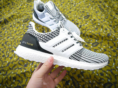 d612f8dd6aa84 RARE MEN S ADIDAS Ultra Boost 3.0 Oreo S80636 New Running Shoes Size ...
