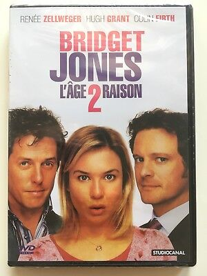 Bridget Jones 2 DVD NEUF SOUS BLISTER Renée Zellweger - Hugh Grant - Colin Firth