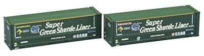 Tomix 3156 Type U48A-38000 31' Containers (2 pieces) From japan
