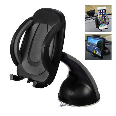 360° Universal Car Windscreen Dashboard Mount Holder For iPhone Mobile Phone GPS