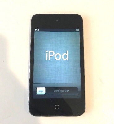 iPod touch 4th Generation Black (32 GB) -   100%Working