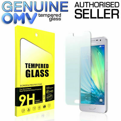 2 x Tempered Glass Screen Protector for Samsung Galaxy S3 S4 S5 S6 S7 Edge J1 J5