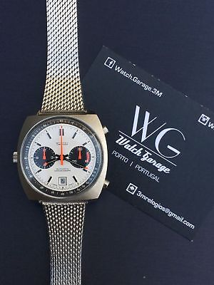 New Old Stock Vintage Thermidor Chronograph with Caliber 12