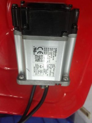 1pcs Used 100% test Omron servo motor R88M-K20030T-S2 by DHL or EMS