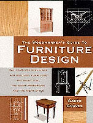 The Woodworker's Guide to Furniture Design by Graves, Garth
