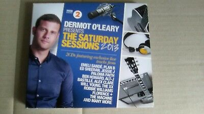 dermot oleary presents the saturday sessions 2014