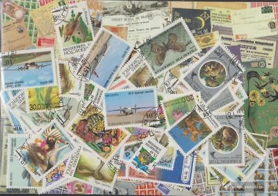 Uzbekistan Stamps-50 different stamps