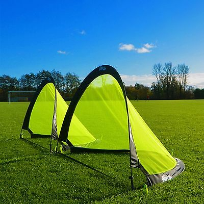 FORZA Flash Pop Up Driving Range Target Golf Net - Long Distance Training Aid