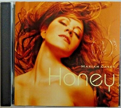 Mariah Carey : Honey / Bad Boy (Remix) - [ Promo Cd Single ]