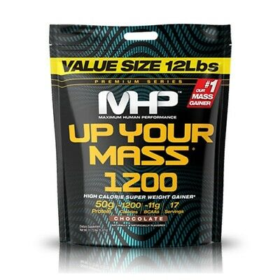5440g,  11,04 EUR/1Kg Mhp Up Your Mass (12lbs) Vanilla