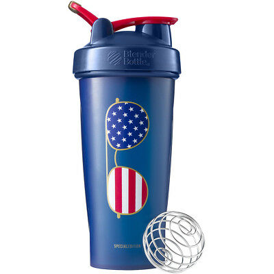 Blender Bottle Special Edition 28 oz. Shaker with Loop Top - Freedom