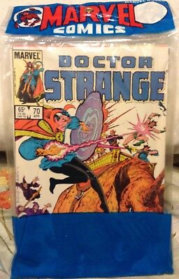 Polybagged 5-NM Marvel Comics, 1984, All NM 9.6