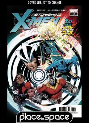 Astonishing X-Men, Vol. 4 #13A - Special Offer! (Wk27)