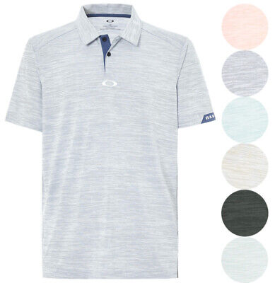 Oakley Gravity Golf Polo Mens Golf Shirt 433696 New - Choose Size!