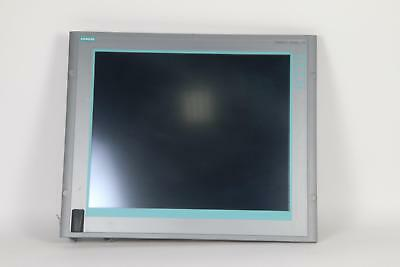 Siemens IPC477C Simatic HMI Industrial Touch Screen 19in Panel PC