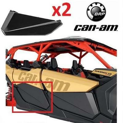 Can Am Maverick X3 MAX Rear Lower Door Panels Kit 715003751 New In Box